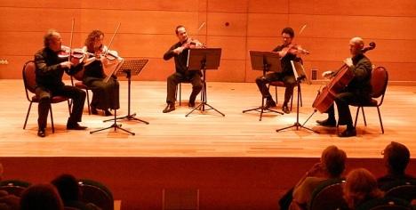 Ultimo concierto de la temporada pasada (Archivo)
