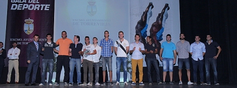 EL C.B. Mare Nostrum Torrevieja, nominado en la XX Gala del Deporte torrrevejense