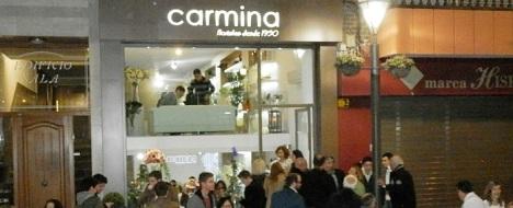 Floristería Carmina, uno de los establecimientos premiados