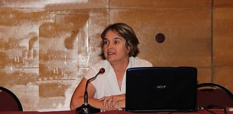 Isabel Teresa Bustillo (Foto Archivo O.T.)