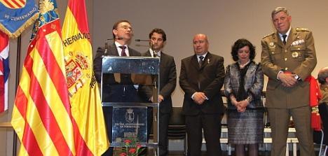 Acto de Juramento de San Cristóbal (Archivo O.T.)