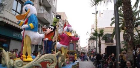 Desfile Infantil Año 2012