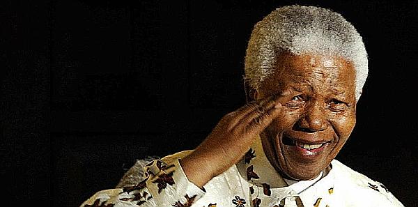 Nelson mandela, *18.7.1918 + 5.12.2013