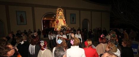 Festejos de la Candelaria. en Torrevieja. Año 2013 (Archivo)
