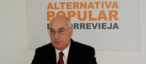 Domingo Soler. G.M. Alternativa Popular