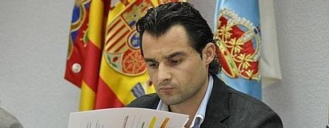 Eduardo Dolón, alcalde de Torrevieja (PP)