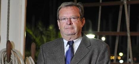 Germán Soler, presidente del RCNT