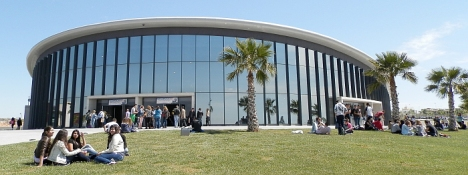 Auditorio Internacional de Torrevieja, una de las Sedes del
