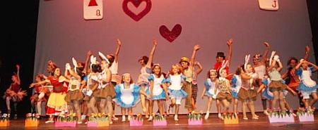 Actuación anterior de la Academia de Danza Lola Morales