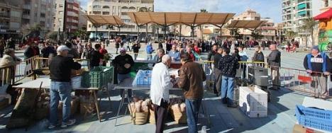 La Palza de Encarnación Puchol, se queda pequeña para celebrar este evento gastronómico