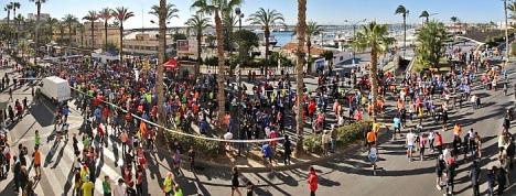 Media Maratón 2013