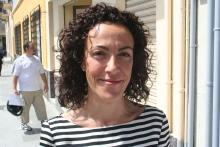 Rosario Martínez, concejal de educación