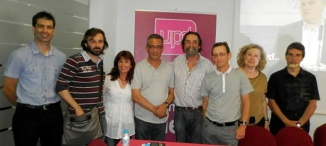 Miembros de UPyD