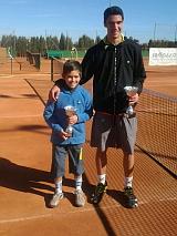 Jesús Quesada y Carlos Guerrero, campeones en Albatera