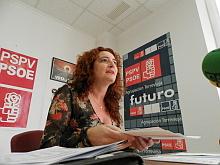 Fanny Serrano, ponente de la conferencia