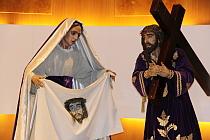La Mujer Verónica y el Nazareno, de Aniversario en el Pilar de la Horadada
