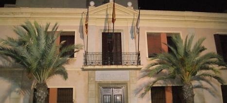 Antiguo Ayuntamiento, sede de la AFIC