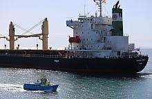 VÍDEO: Salida del carguero (J.Carrión)