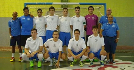 Equipo de Fútbol Sala Torrevieja (Archivo O.T.)