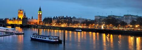Londres, destino de una de las becas ofertadas por el Patronato Costa Blanca