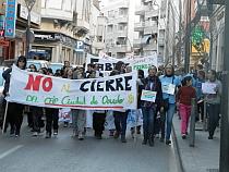 Manifestación del pasado 23 de enero
