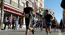 VÍDEO: Carrera pasa por Ramón gallud