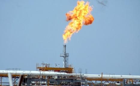 Yacimiento de Gas Natural