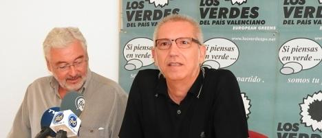 Grupo Municipal de Los Verdes en Torrevieja