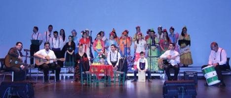 Gala Encuentro Coros Rocieros 2013 (Archivo)