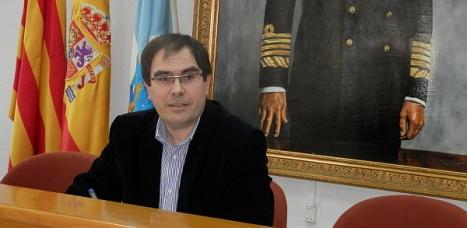 Joaquín Albaladejo, concejal de Hacienda del Ayuntamiento de Torrevieja