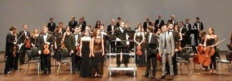 Orquesta Sinfónica con varios solistas torrevejenses