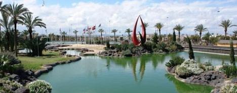 Nuestro parques y jardines escenario de la eclosión de la estación más esperada del año