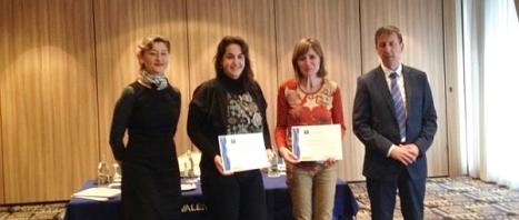 Entrega de diplomas a personal de la concejalía de Turismo de Torrevieja