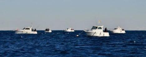 Pesca fondeada (Archivo)