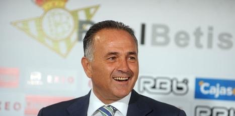 Rafael Gordillo, ex jugador del Betis y de la Selección Española