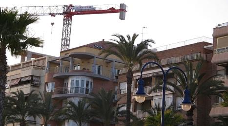 Edificio al que se hace referencia en la noticia (Foto: Los Verdes)