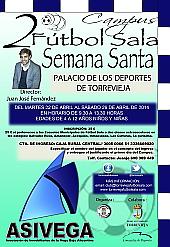 1.CARTEL II CAMPUS DE SEMANA SANTA 2014