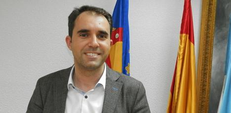 Francisco Moreno . Concejal de urbanismo (PP)