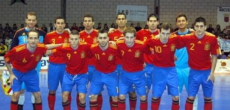 Equipo de Fútbol Sala El Pozo
