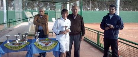 Joshua Merino, campeón