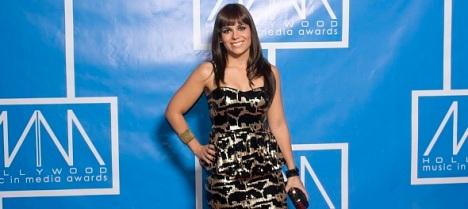La cantante torrevejense Shani Ormiston
