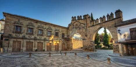 Baeza (Jaén), primer destino de la Cofradía