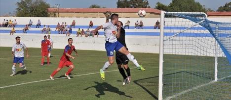 Imagen del Torrevieja-At. Saguntino (Temporada 2012-13)