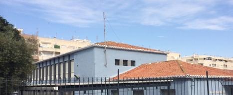Colegio Inmaculada (Foto: Los Verdes)