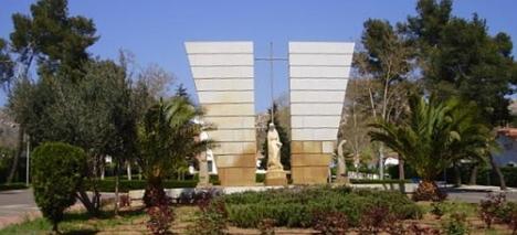 Monumento  a las Viudas en Puertollano (Ciudad Real)