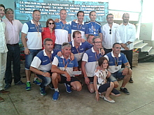 Equipo masculino RCNT
