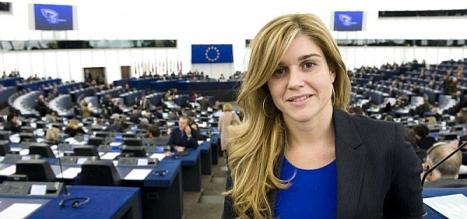 La euro diputada Eva Ortiz responderá, junto a otros miembros del PP,  a las preguntas de los asistentes