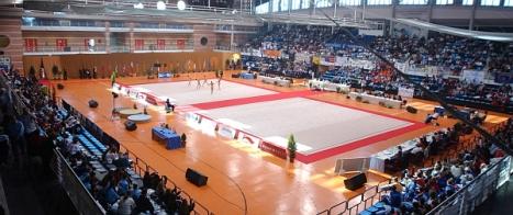 La pista central del Palacio de los Deportes, será el escenario de la 20 Edición del Torneo