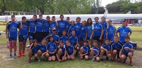 Foto de familia de los participantes del RCNT