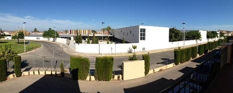 Vista general del C.P. las Culturas - Torrevieja